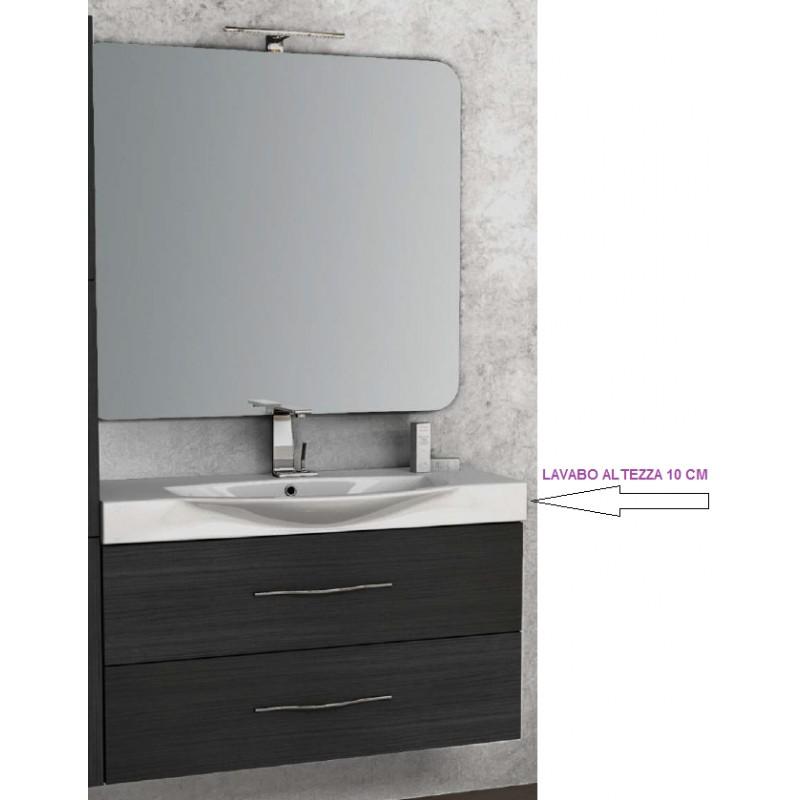 Baden haus mobile da bagno sospeso new york da 85 cm - Mobile da bagno sospeso ...