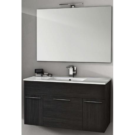 Baden haus mobile da bagno sospeso 100 cm barbados grigio scuro - Mobile bagno sospeso 100 cm ...
