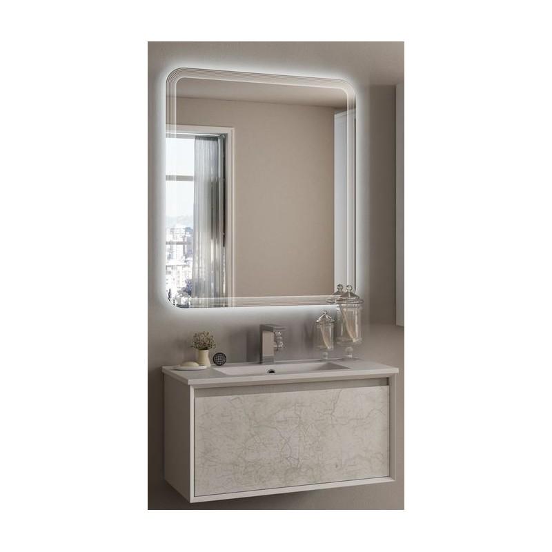 Baden haus mobile da bagno sospeso 100 cm venus stile - Mobile da bagno sospeso ...