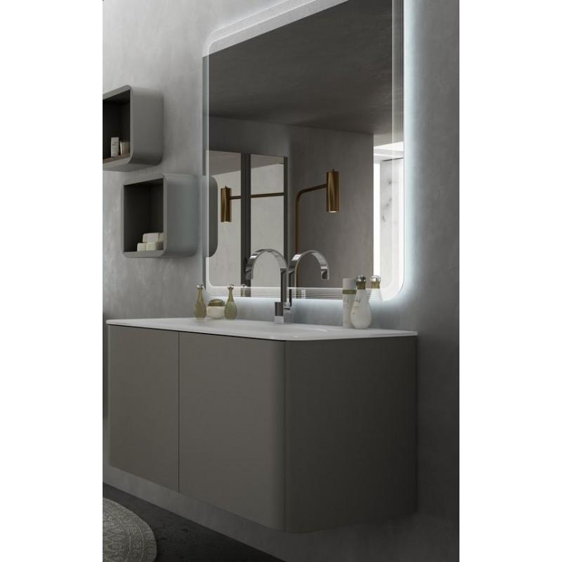 Baden haus mobile da bagno sospeso 95 cm liverpool - Mobile da bagno sospeso ...