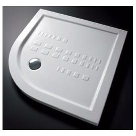 Piatti doccia slim h 5,5 semicircolari ad angolo - Vendita Online ItaliaBoxDoccia