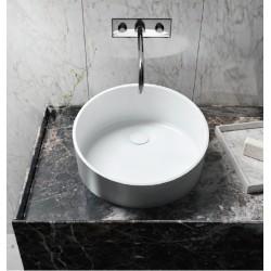 Lavabo da Appoggio in Solid Surface Estro