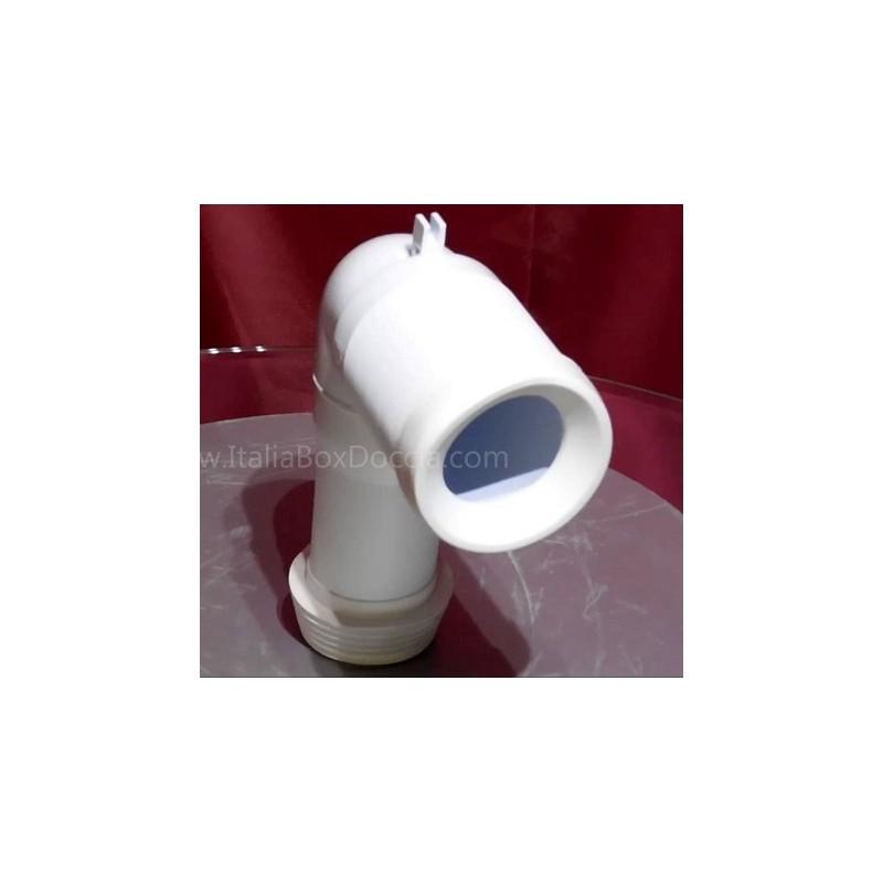Curva Tecnica Regolabile Da Cm 6 A Cm 15 Per Vecchi Impianti