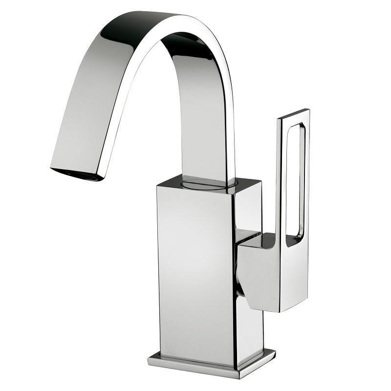 Paffoni effe miscelatori lavabo bidet a canna alta orientabile - Miscelatori bagno canna alta ...
