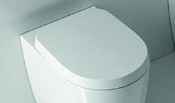 Sedili Wc Per Disabili : Domus falerii sedile wc con chiusura soft close foglia medium
