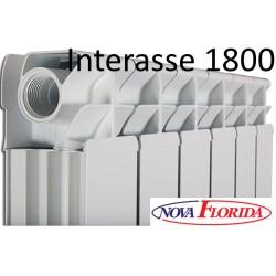 Radiatori in Alluminio Interasse 1800 Maior Nova Florida (Gruppo Fondital)