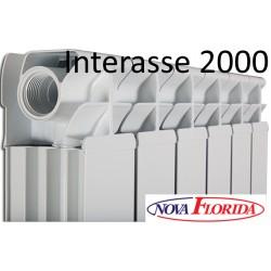 Radiatori in Alluminio Interasse 2000 Maior Nova Florida (Gruppo Fondital)