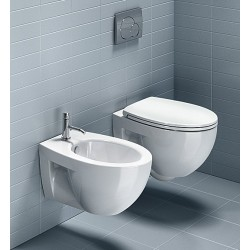 Vaso + Bidet Sospesi New Light 52 Catalano