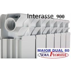 Radiatori in Alluminio Interasse 900 Maior Nova Florida (Gruppo Fondital)