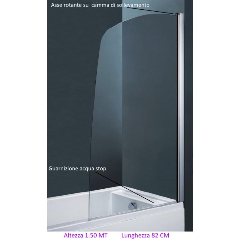 Vasca da bagno altezza beautiful ricopertura vasca da bagno with vasca da bagno altezza great - Vasca da bagno altezza ...