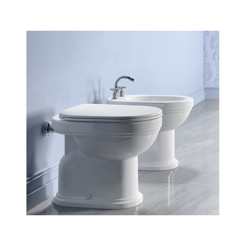 Catalano Vaso E Bidet Canova Royal 53 Catalano