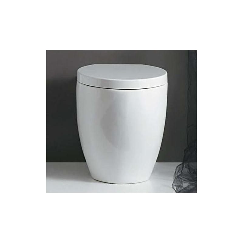 Azzurra Ceramica Full 54.Vaso Full 54 Azzurra Vendita Online Italiaboxdoccia