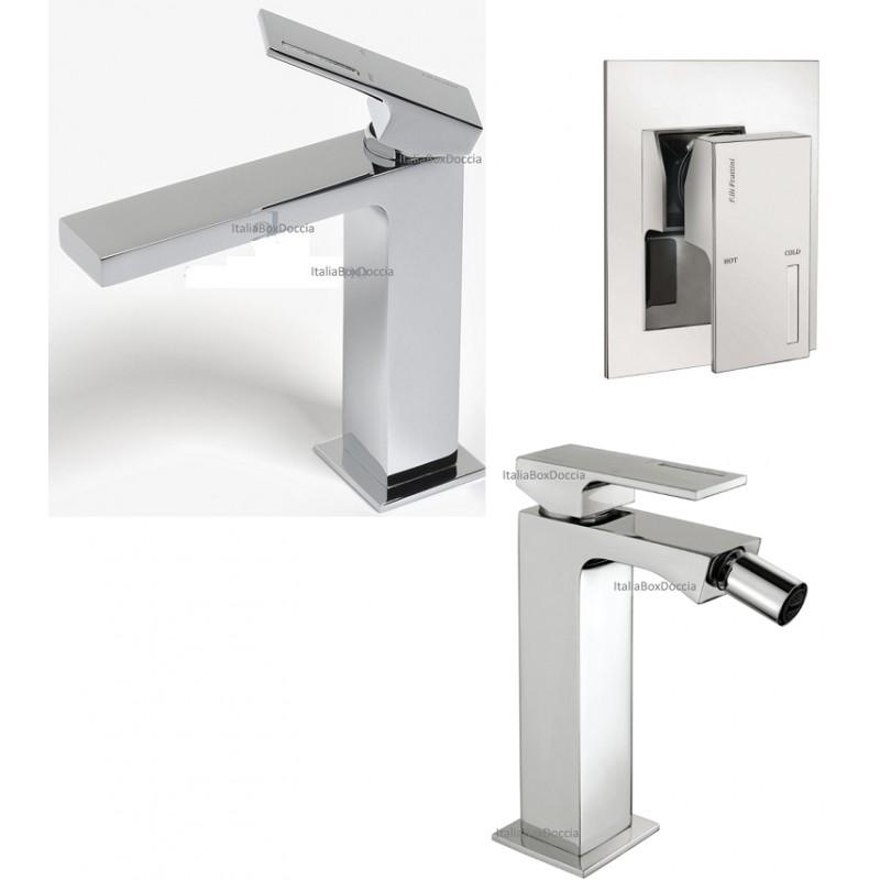 Accessori bagno fratelli frattini sistema quot la - Miscelatori lavabo bagno ...
