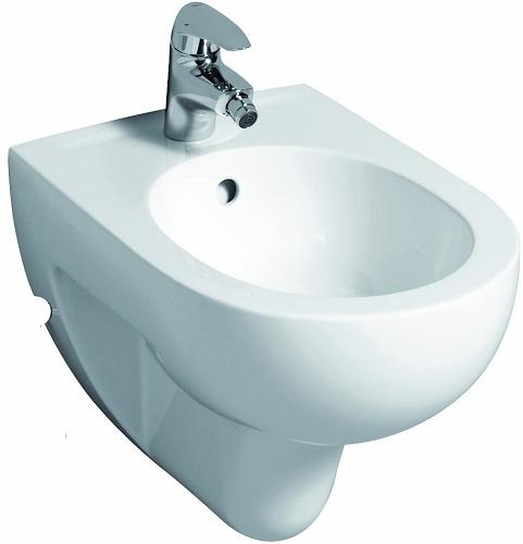 Pozzi ginori sanitari sospesi mago con tecnologia rimfree - Misure water e bidet ...
