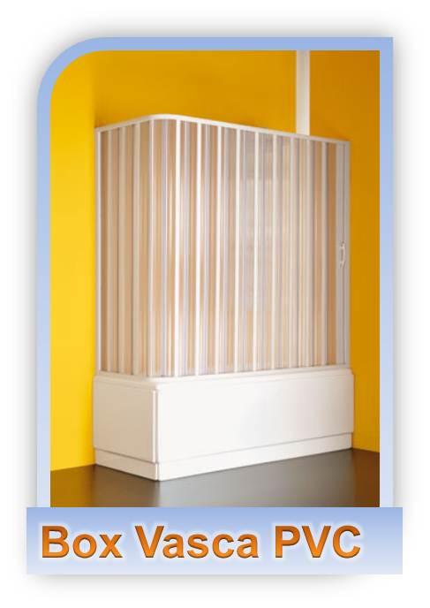 Box Vasca PVC