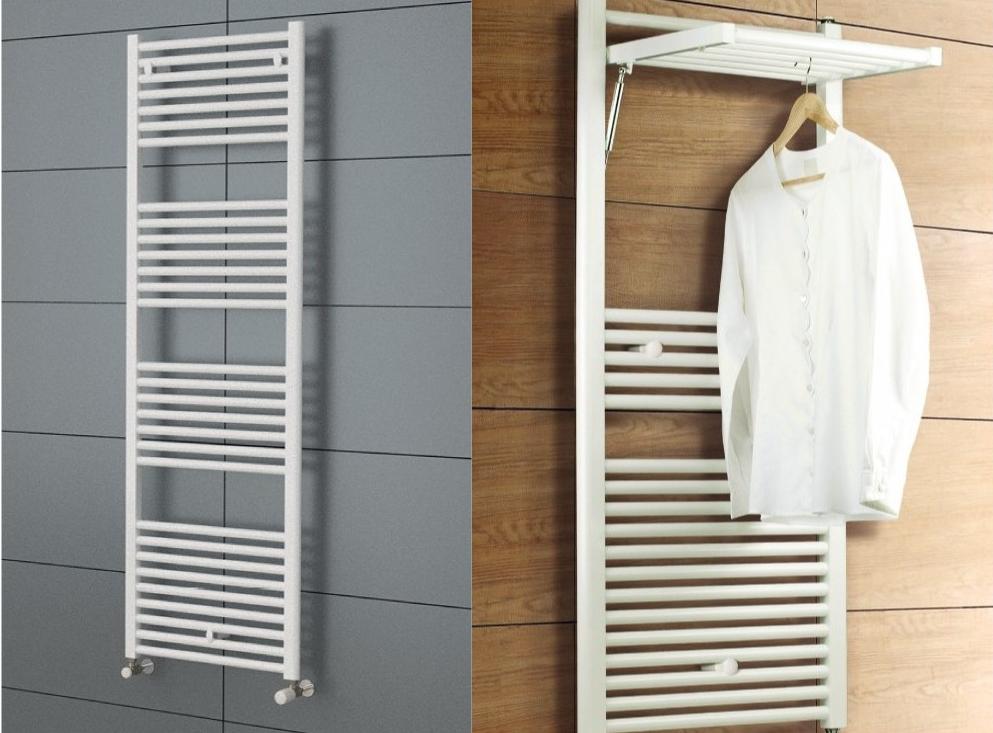 Stanchi del solito disordine in casa ecco la soluzione - Asciugare panni in casa ...