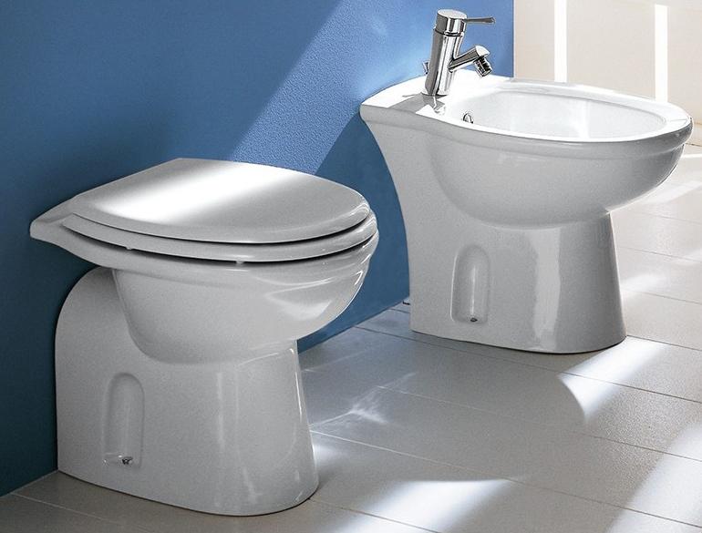 Bagno senza bidet soluzioni beautiful with bagno senza bidet soluzioni come allestero senza - Bagno senza bidet ...