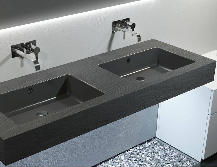 Altezza top lavandino posizionamento altezza lavabi altezza specchio bagno da lavabo trendteam - Altezza specchio bagno ...