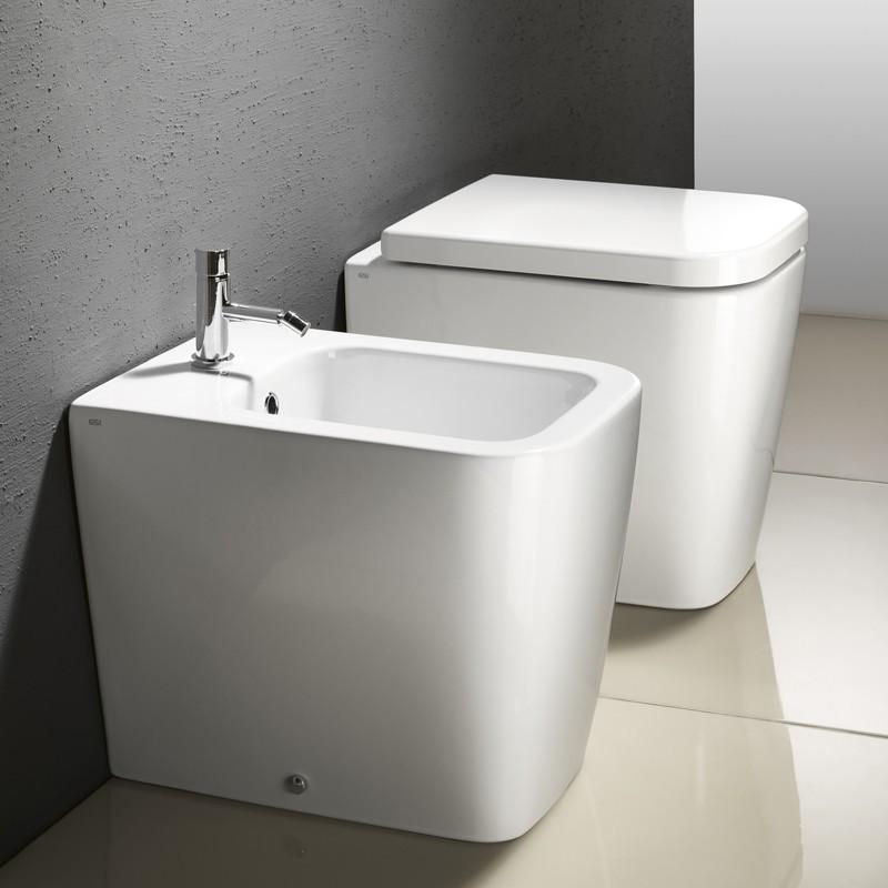 Come scegliere i sanitari per il tuo bagno vendita online italiaboxdoccia - Come sbiancare i sanitari del bagno ...