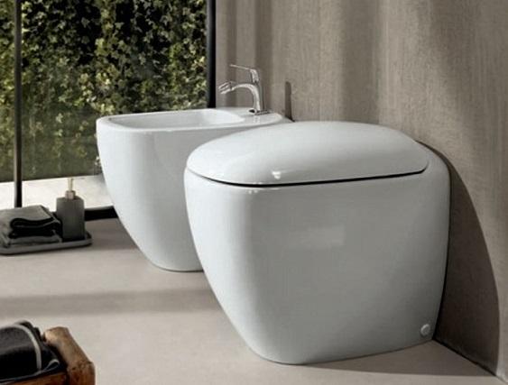 Ceramica Pozzi Ginori Prezzi.Pozzi Ginori Sanitari Citterio Con Tecnologia Rimfree Senza Brida