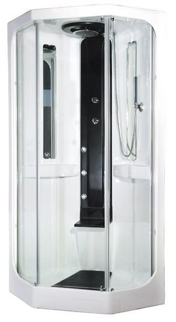 Cabina Doccia Multifunzione 90x90.Cabina Doccia Idromassaggio Marley 90x90 Con Sauna Vendita Online