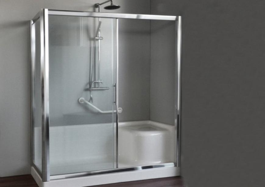 Trasformare la vasca in doccia buoni motivi