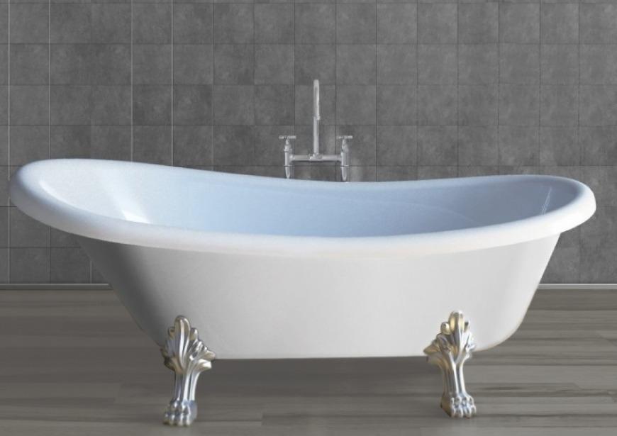 La vasca da bagno: storia ed evoluzione.